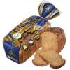 Хлеб Золотая рожь в/с формовой Каравай 350г в нарезке