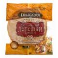 Лепёшки Тортилья Деликадос Пшеничные с сыром 400г