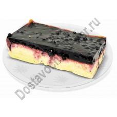 Чиз-кейк с ягодами пекарня Окей 100г