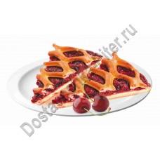 Пирог дрожжевой с вишней ОКЕЙ 100г