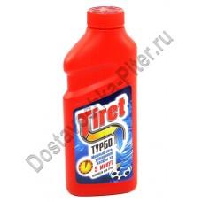 Гель для чистки труб TIRET Turbo 500мл