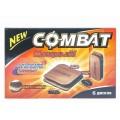 COMBAT Super Bait Диски от тараканов Декор 6шт