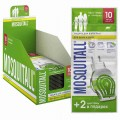 MOSQUITALL Пластины Защита для взрослых от комаров 10+2шт ПРОМО