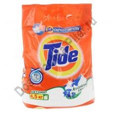 Стиральный порошок Tide альпийская свежесть автомат 4,5 кг