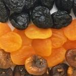 Сухофрукты, орехи