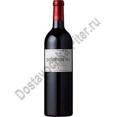 Вино Дурт №1 красное сухое 13-14% 0,75л