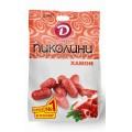 Колбаски Дымов Пиколини со вкусом хамона с/к 50г