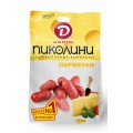 Колбаски Дымов Пиколини со вкусом пармезана с/к 50г