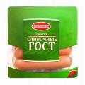 Сосиски Великолукский МК Сливочные ГОСТ 330г