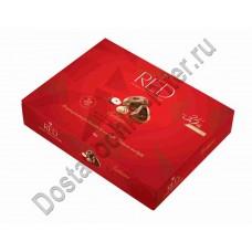 Набор конфет Red Пралине из молочного шоколада с нежной ореховой начинкой 132г