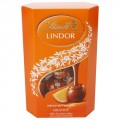 Конфеты Lindt Lindor шоколадные апельсиновые 200г