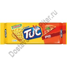 Крекер Tuc со вкусом пиццы 100г