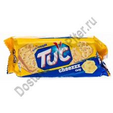 Крекер Tuc с сыром Cheezzz 100г