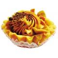 Набор пирожных Корзиночка со сгущенкой Метрополь 4шт 280г