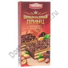 Торт вафельный Шоколадный принц классический 260г