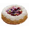 Торт Невские берега сметанник фруктовый 1100г