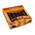 Палочки вафельные Тореро с арахисом в шоколадной глазури 220г