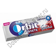 Жевательная резинка Orbit белоснежный классический 13,6г