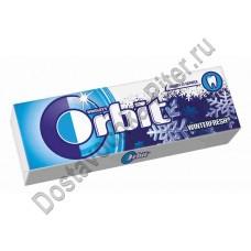 Жевательная резинка Orbit Зимняя свежесть 14г