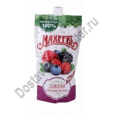 Джем «Махеевъ» Лесные ягоды 300г дой-пак