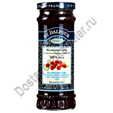 Джем St.Dalfour малина без сахара 284г