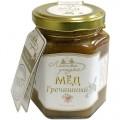 Мед натуральный Лесные Угодья Гречишный ст/б 250г
