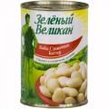 Бобы Зеленый Великан Баттер сливочные 420г