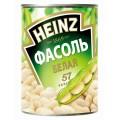 Фасоль Heinz белая в с/с 400г