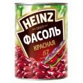 Фасоль Heinz красная 400г ж/б
