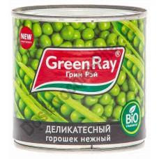 Горошек зеленый Green Ray 425мл