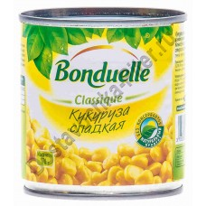 Кукуруза сладкая Bonduelle 170г ж/б