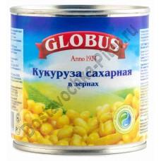 Кукуруза сладкая в зернах Globus 425мл