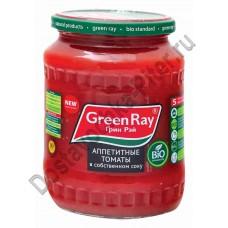 Томаты Green Ray в собственном соку 720 мл