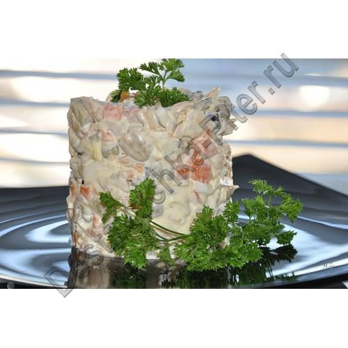 Рецепт салата столичный классический