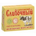 Маргарин сливочный Саратововский домашний 60% 180г