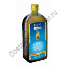 Масло оливковое De Cecco нерафинированное 500мл
