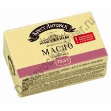 Масло сладко-сливочное БРЕСТ-ЛИТОВСК 72,5% 180г