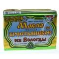 Масло сливочное крестьянское ИЗ ВОЛОГДЫ 72,5% 180г