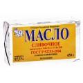 Масло сладко-сливочное 82,5% 450г ГОСТ 52253