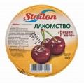 Желе ягодное Stailon Лакомство вишня в желе 160г