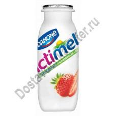 Продукт к/м Actimel 2,5% 100г клубника