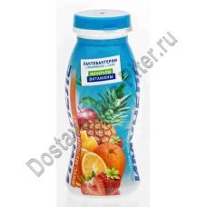 Напиток к/м с соком Имунеле Мультифрукт 1,2% 100г