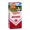 Молоко стерилизованное Домик в деревне 3,2% 925г