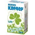 Молоко Клевер стерилизованное 1,5% 1л