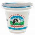 Продукт сметанный Альпийская коровка 20% 200г