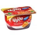 Десерт творожный Чудо Северные ягоды брусника/клюква/морошка 4,2% 100г