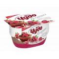 Десерт творожный Чудо шоколадное суфле/пряная малина 4% 100г