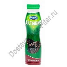 Биойогурт Danone Активиа обогащенный чернослив 2% 290г