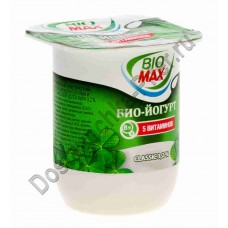 Биойогурт Bio Max 5 витаминов 3,2% 125г