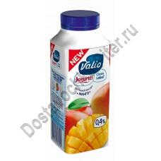 Йогурт ВАЛИО питьевой манго 0,4% 330г